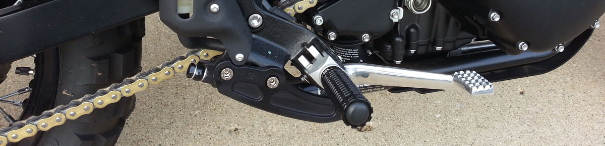 Guards, Covers, Levers & Foot Pegs