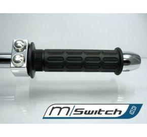 "m.Switch 3 Push Button Housing 7/8"""