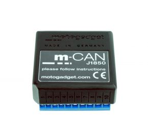 m.CAN J1850 Twin Cam