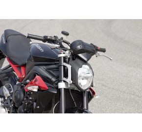 LSL Urban Headlight kit for Street Triple