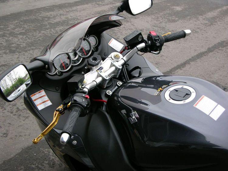 Handlebar Conversion Kit Hayabusa ABS