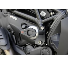 Ducati Monster 1200 S Frame Slider Mounting Kit