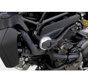 Ducati Monster Dark 821 Frame Slider Mounting Kit