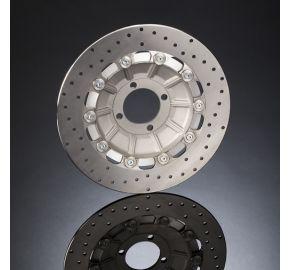 BMW R 100 RS Brake Rotor Conversion