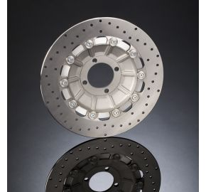 BMW R 100 S Brake Rotor Conversion