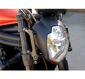 LSL Urban Headlight kit for Speed Triple 1050