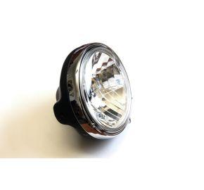 80's style LSL Headlight - Chrome