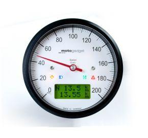 motoscope classic speedo (msc)