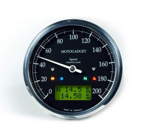 Chronoclassic Speedo green LCD (msc)