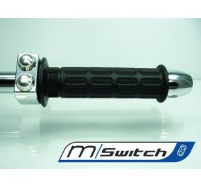 m.Switch 2 Push Button Housing 1""